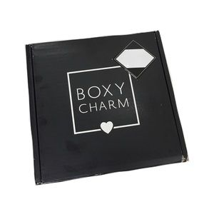 Sealed BOXYCHARM Boxyluxe December Full Box